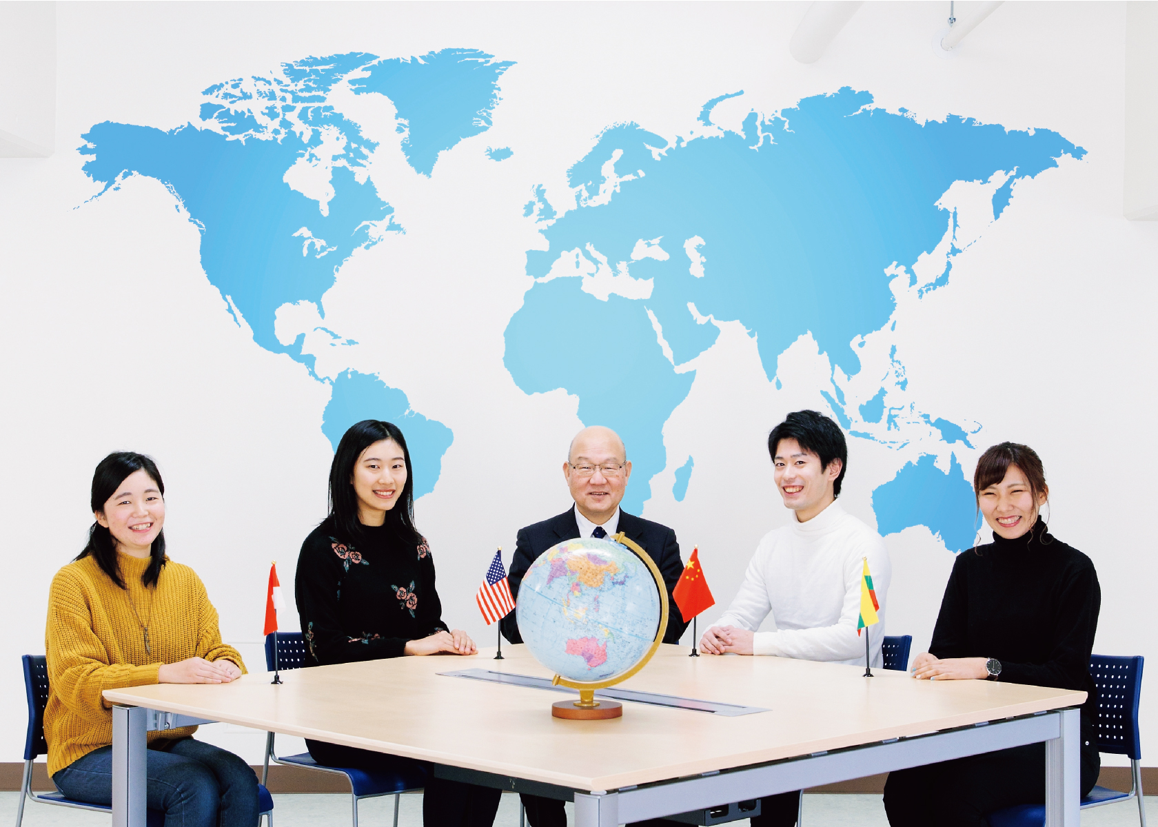 Double Internships at Yamagata and Abroad to Develop Glocal Human Resources